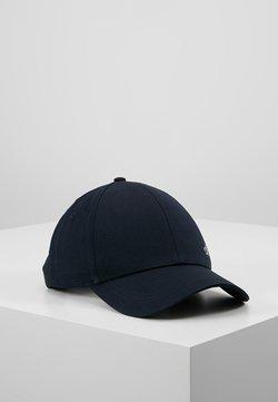 Calvin Klein - METAL - Czapka z daszkiem - dark blue
