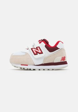 New Balance - IV574NLA UNISEX - Matalavartiset tennarit - light beige