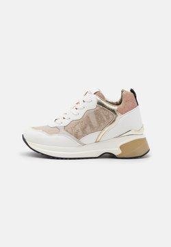 Replay - GIRONA - Sneakers - white platin