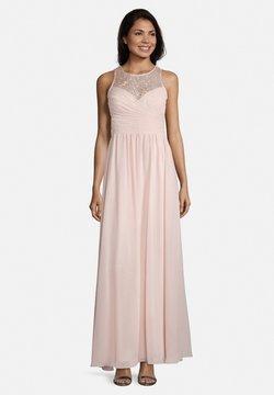 Vera Mont - MIT STICKEREI - Cocktailkleid/festliches Kleid - pale rose