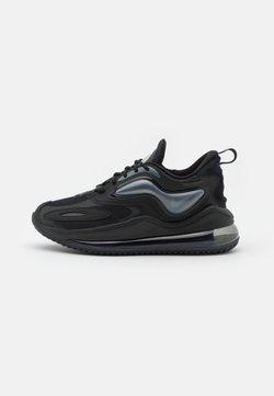 Nike Sportswear - AIR MAX ZEPHYR - Sneakersy niskie - black/dark smoke grey