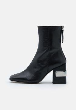 Topshop - HARRIS BLOCK - High Heel Stiefelette - black