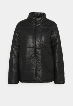 Cotton On - PUFFER - Winterjacke - black