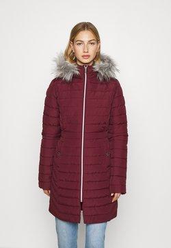 Hollister Co. - CORE PUFFER - Veste d'hiver - burgundy
