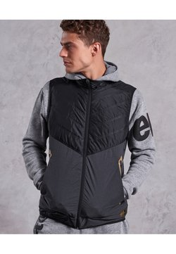 Superdry - Bodywarmer - black