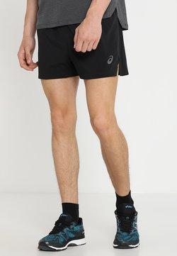 ASICS - SILVER SPLIT SHORT - Pantalón corto de deporte - performance black