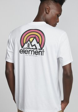 Element - SONATA  - T-Shirt print - optic white