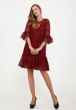 Madam-T - Cocktailkleid/festliches Kleid - weinrot