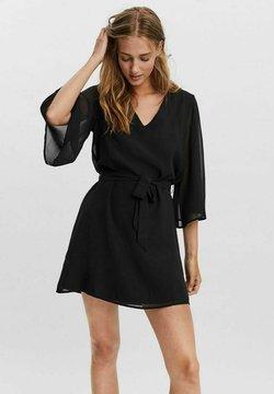 Vero Moda - KLEID  - Vestido ligero - black