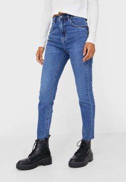 Stradivarius - Jeans Slim Fit - light blue