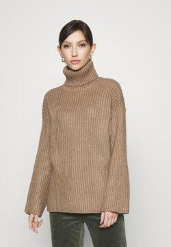Gina Tricot - TESSA KNITTED  - Stickad tröja - dune melange