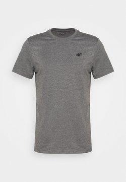 4F - HERREN FRIDTJOF - Camiseta básica - grey