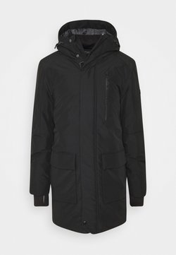 TOM TAILOR DENIM - TECHNICAL - Parka - black