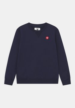 Wood Wood - ROD UNISEX - Sweater - navy