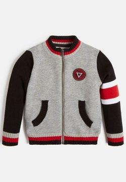 Guess - veste en sweat zippée - grau
