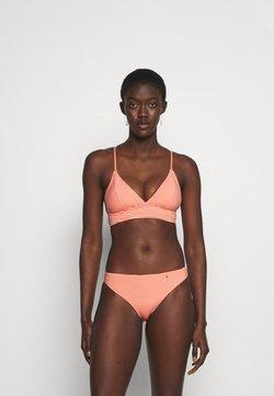 ONLY - ONLKITTY SET - Bikini - red clay/cloud dancer