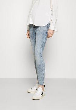 ONLY - OLMPAOLA LIFE SKINNY - Jeans Skinny Fit - light blue denim