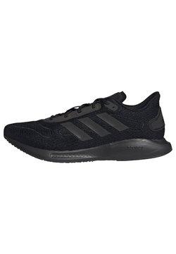 adidas Performance - GALAXAR RUN M - Neutral running shoes - black