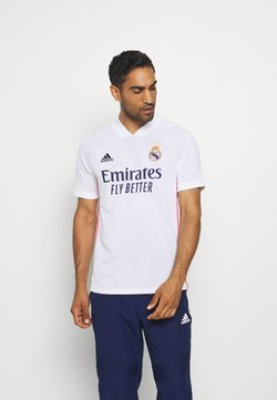 adidas Performance - REAL MADRID AEROREADY SPORTS FOOTBALL - Klubtrøjer - white