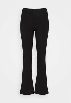 ONLY Petite - ONLNELLA FLARED PANT - Broek - black