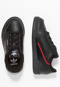 adidas Originals - CONTINENTAL 80 - Sneakers laag - core black/scarlet/collegiate navy