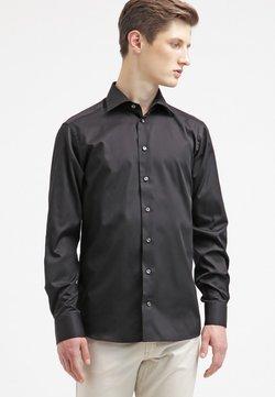 Eton - SLIM FIT - Camicia elegante - black