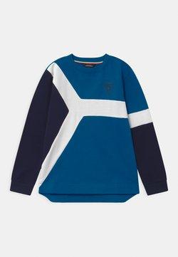 Automobili Lamborghini Kidswear - COLOR INSERT - Sweater - blue eleos