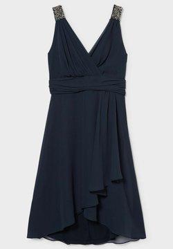 C&A - Cocktailkleid/festliches Kleid - dark blue