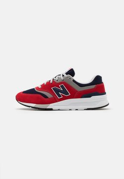 New Balance - 997 H UNISEX - Sneaker low - red/navy