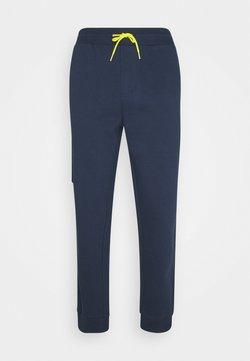 Tommy Jeans - POCKET PANT - Jogginghose - twilight navy/multi