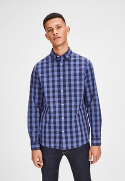 Jack & Jones - JJEGINGHAM - Hemd - light blue