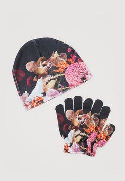 Molo - KAYA SET - Fingerhandschuh - bouquet