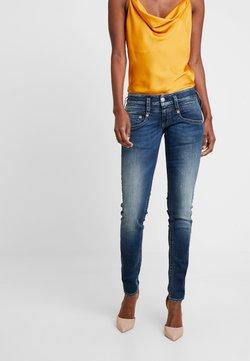 Herrlicher - PITCH SLIM - Jeans Slim Fit - deep water