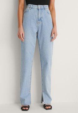NA-KD - Jean droit - vintage blue