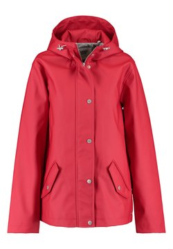 America Today - Parka - deep red