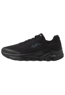 Skechers Sport - ARCH FIT - Sneaker low - black