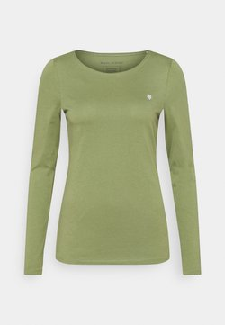 Marc O'Polo - ROUND NECK - Langarmshirt - dried sage