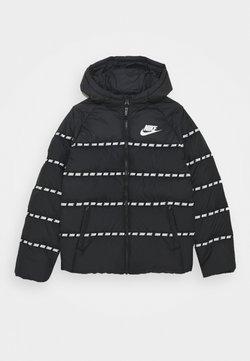 Nike Sportswear - UNISEX - Overgangsjakker - black/white