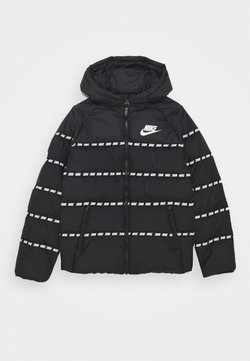 Nike Sportswear - UNISEX - Veste mi-saison - black/white
