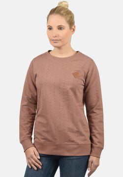 Blendshe - SWEATSHIRT POLLY - Sweatshirt - clove