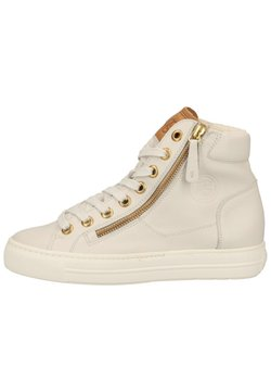 Paul Green - Sneaker high - hellgrau/mittelbraun 007