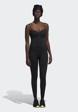 adidas Originals - IVY PARK KNIT CATSUIT - Combinaison - black