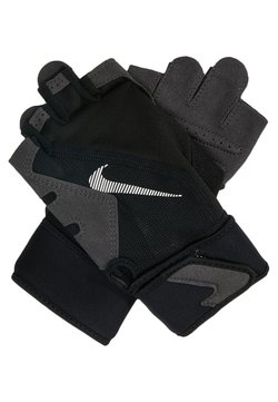 Nike Performance - PREMIUM FITNESS GLOVE - Torghandskar - black/volt/white