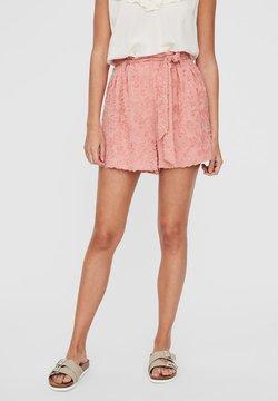 Vero Moda - NORMAL WAIST - Shorts - rosette