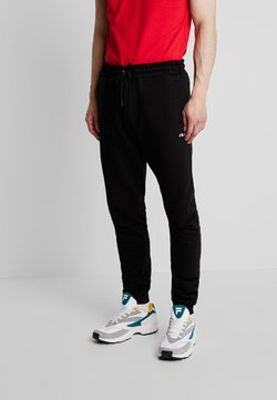Fila - EDAN PANTS - Jogginghose - black
