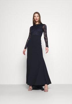 Missguided - BODICE BRIDESMAID DRESS - Ballkleid - navy