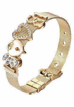 Heideman - ARMBAND MILANAISE - Bracelet - gold-coloured