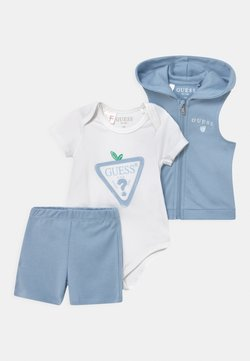Guess - SET  - Weste - frosted blue