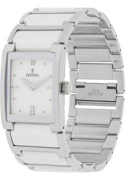 Festina - Uhr - weiß/silberfarben