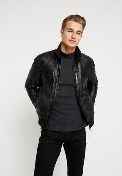 Serge Pariente - DANY - Leren jas - black